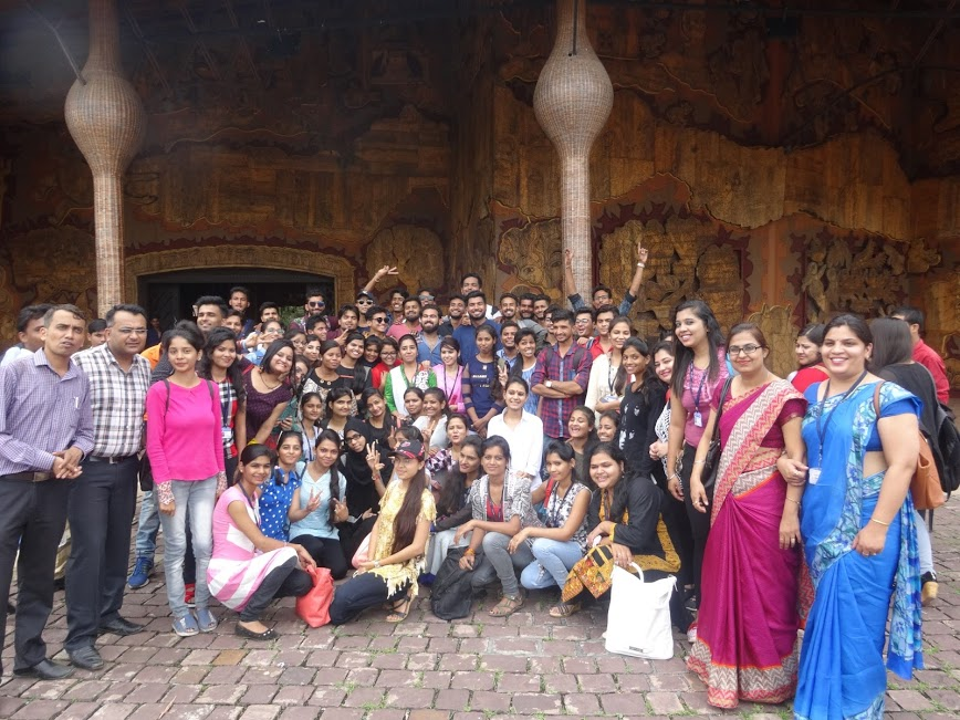 tribal museum trip, master of business administration, sistec bhopal, admission for mba