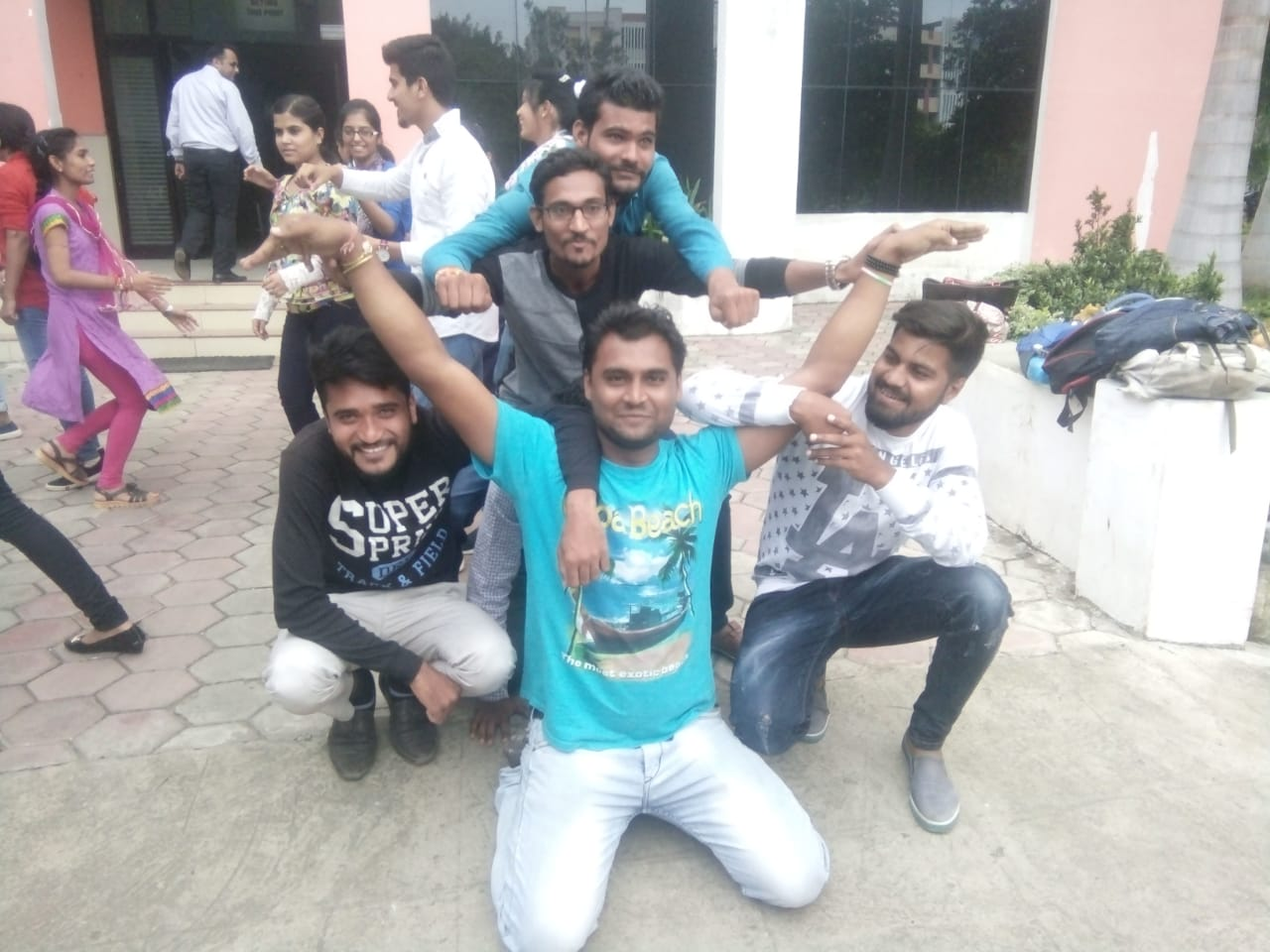 team building activity, list of mba colleges in bhopal, higher education, sagar institute