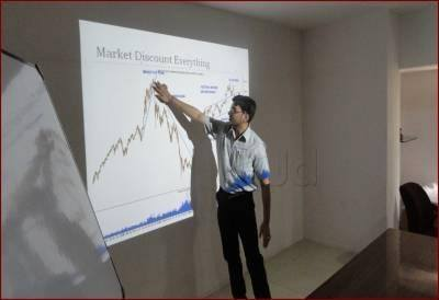 stock market workshop, colleges in india, sagar college bhopal, admission procedure