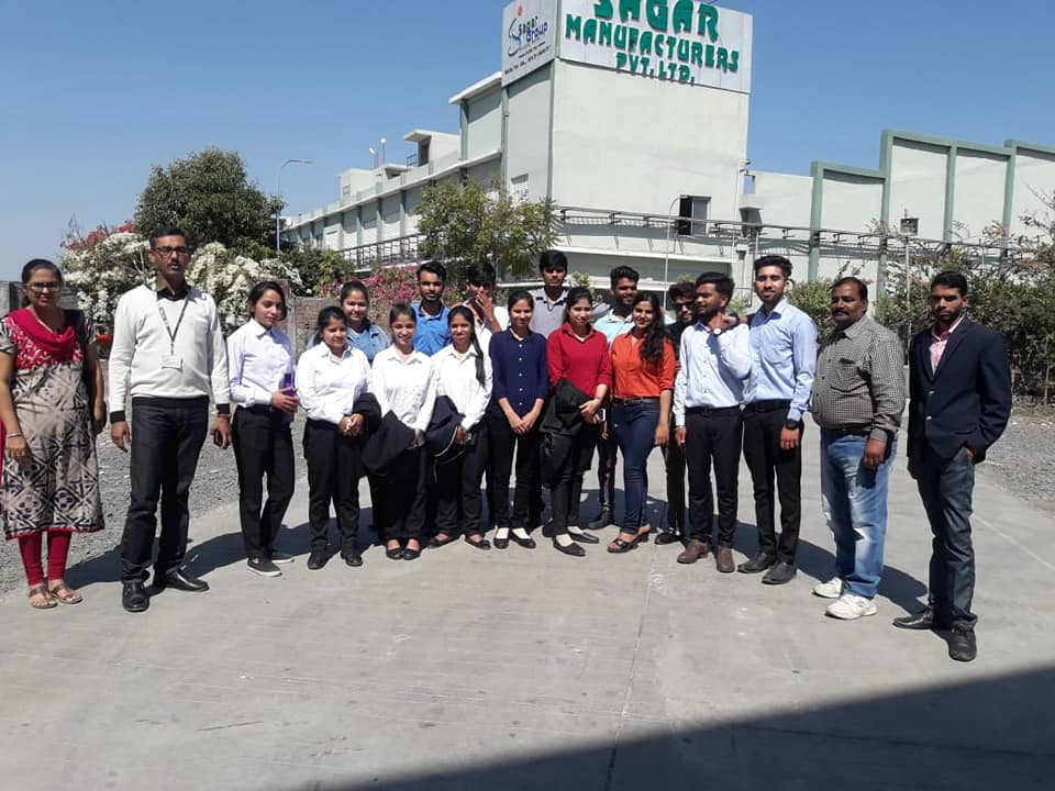 sagar manufacturers industrial visit, mba in HR, best mba colleges in mp, sgi bhopal