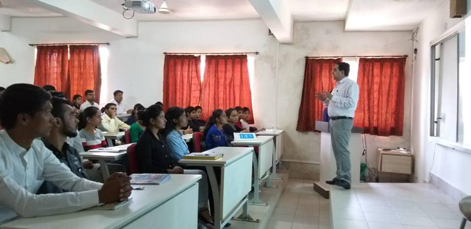 swati tiwari guest lecture, mba institute, online admission, career after mba, sgi bhopal