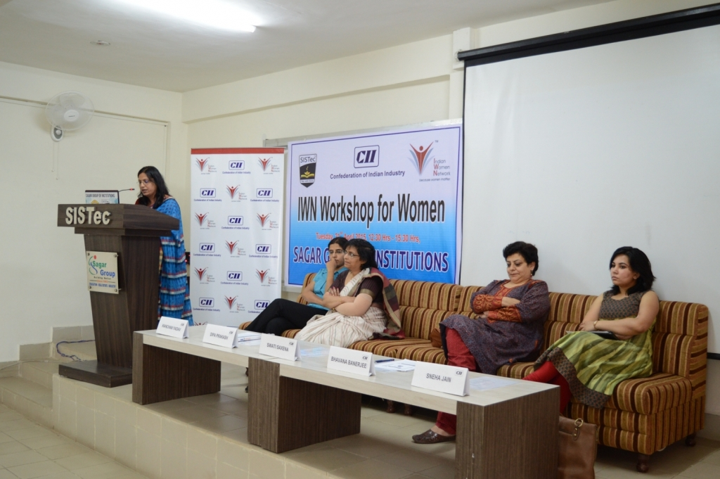 event on women empowerement, mba specializations, mba colleges in bhopal