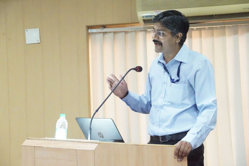 reserve bank of india visit, management institute, sagar institute of science and technology